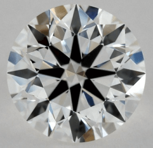 1 CARAT G-VS1 EXCELLENT CUT ROUND DIAMOND super ideal