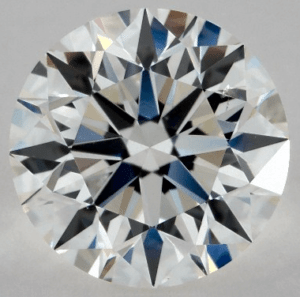 1 CARAT G-VS2 EXCELLENT CUT ROUND DIAMOND
