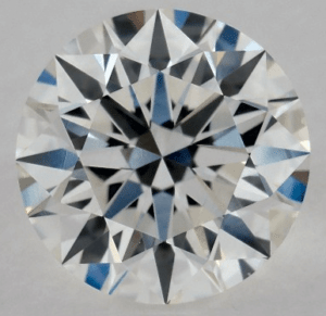 1 CARAT G-VS2 EXCELLENT CUT ROUND DIAMOND super ideal