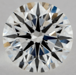 1 CARAT G-VVS1 EXCELLENT CUT ROUND DIAMOND