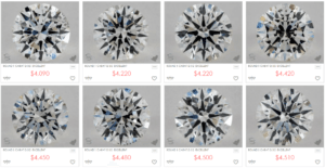 SI2 Diamond Price
