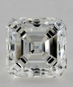 3.73 CARAT G-VS2 EMERALD CUT DIAMOND