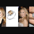 Emerald Cut Diamonds Celebrities