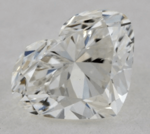 0.70 CARAT I-VS2 HEART SHAPE DIAMOND