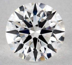 1.21 CARAT F-VS1 TRUE HEARTSTM IDEAL DIAMOND