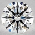 1.32 CARAT F-SI1 TRUE HEARTSTM IDEAL DIAMOND