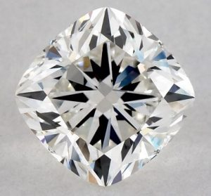 Chunky - 1.01 CARAT H-VVS2 CUSHION MODIFIED CUT DIAMOND