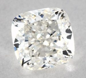 Crushed-Ice 1.01 CARAT H-VS1 CUSHION CUT DIAMOND