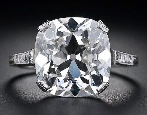 The Cushion Cut Diamonds Guide Which Cushion Cut Is For You