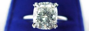 Cushion Cut Diamonds Color