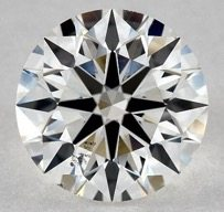 SKU 3353505 - 1.75 Carat H-SI1 True Hearts Ideal