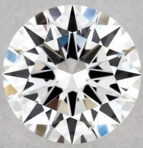 0.23 CARAT G-IF EXCELLENT CUT ROUND DIAMOND