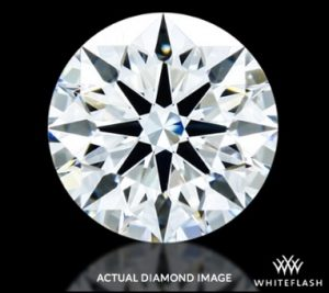 0.706 ct G VS1 A CUT ABOVE Hearts and Arrows Diamond