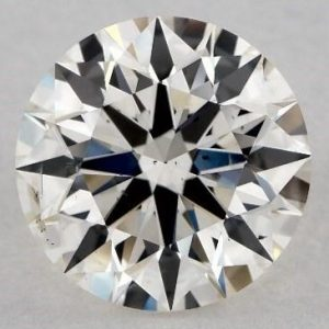 1.71 CARAT H-SI2 EXCELLENT CUT ROUND DIAMOND