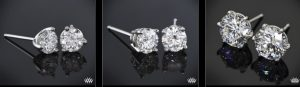 Whiteflash Diamond Stud Earrings