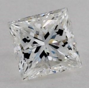 1.50 CARAT G-SI1 GOOD CUT PRINCESS DIAMOND