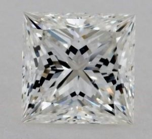 2.01 CARAT G-VS2 IDEAL CUT PRINCESS DIAMOND