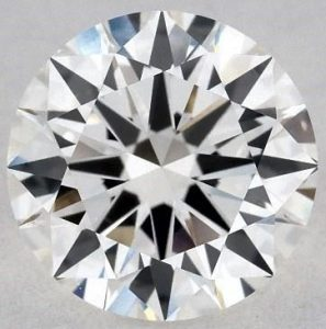 Excellent Polish - 1.00 CARAT G-VS2 EXCELLENT CUT ROUND DIAMOND