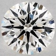 Excellent Symmetry - 1.00 CARAT G-VS2 EXCELLENT CUT ROUND DIAMOND