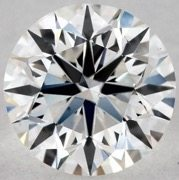 Very Good Symmetry - 1.00 CARAT G-VS2 EXCELLENT CUT ROUND DIAMOND