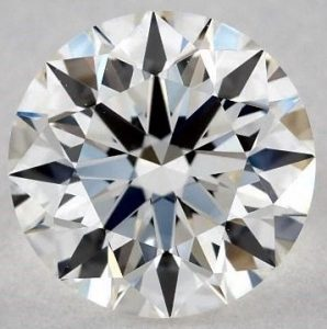 0.90 CARAT G-VS2 IDEAL CUT ROUND DIAMOND