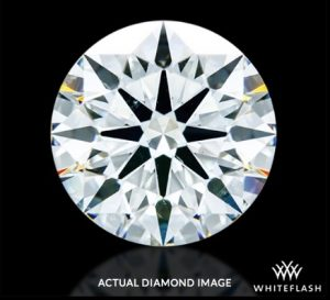 Whiteflash diamond