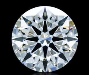 1.01 ct F VS2 A CUT ABOVE® Hearts and Arrows Diamond