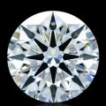 1.012 ct G VS2 A CUT ABOVE® Hearts and Arrows Diamond