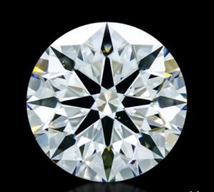 1.147 ct H VS2 A CUT ABOVE® Hearts and Arrows Diamond