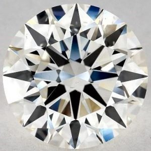 3.01 CARAT I-VS2 EXCELLENT CUT ROUND DIAMOND 2