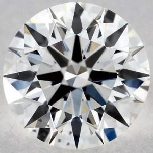 Sku-3824017 - 0.81 CARAT F-SI1 TRUE HEARTSTM IDEAL DIAMOND
