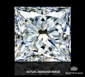 0.997 ct G VS2 A CUT ABOVE® Princess Super Ideal Cut Diamond