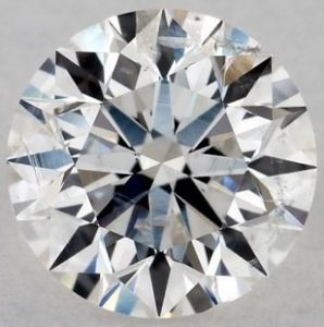 1.01 CARAT G-SI2 EXCELLENT CUT ROUND DIAMOND