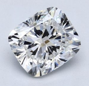 3.50-Carat Cushion Cut Diamond