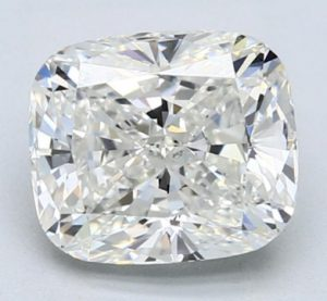 3.51-Carat Cushion Cut Diamond