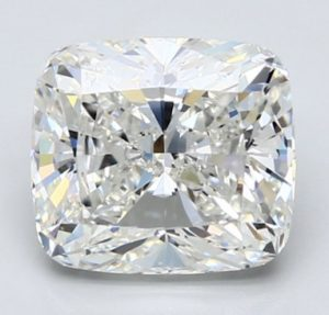 4.15-Carat Cushion Cut Diamond