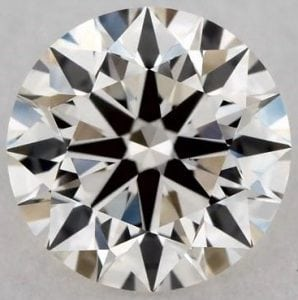 0.71 CARAT J-VVS2 EXCELLENT CUT ROUND DIAMOND SKU-4964524