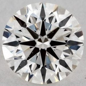 0.72 CARAT J-VS2 EXCELLENT CUT ROUND DIAMOND SKU-4482305
