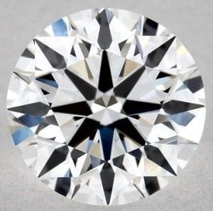 0.80 CARAT D-VS2 TRUE HEARTSTM IDEAL DIAMOND