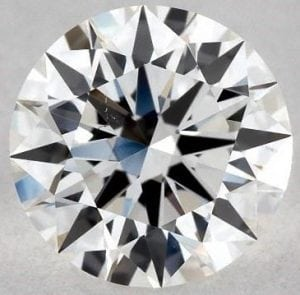 0.80 CARAT G-VS2 EXCELLENT CUT ROUND DIAMOND