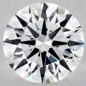 0.82 CARAT E-VS2 EXCELLENT CUT ROUND DIAMOND