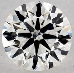 0.90 CARAT I-IF VERY GOOD CUT ROUND DIAMOND