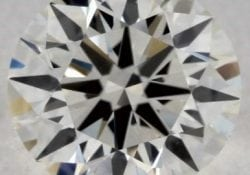 0.91 CARAT K-VS1 EXCELLENT CUT ROUND DIAMOND