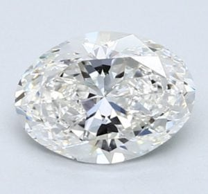 1.40-Carat Oval Diamond