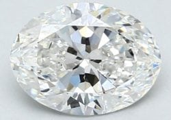 1.50-Carat Oval Diamond