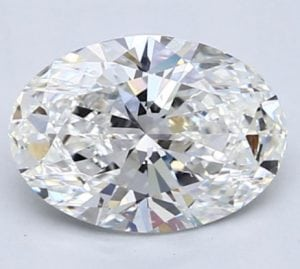 1.54-Carat Oval Diamond