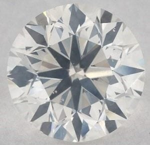 2.00 CARAT H-I1 VERY GOOD CUT ROUND DIAMOND SKU-4429365