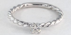 James Allen Promise Ring