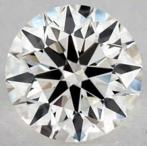 1.30 CARAT J-VS2 EXCELLENT CUT ROUND DIAMOND SKU-4894039