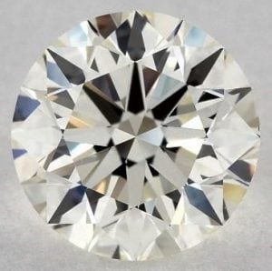 1.30 CARAT L-VS1 EXCELLENT CUT ROUND DIAMOND SKU-4350757